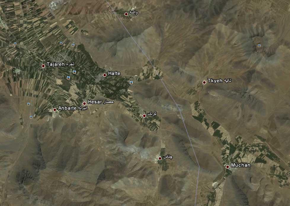 عکس ماهواره ای