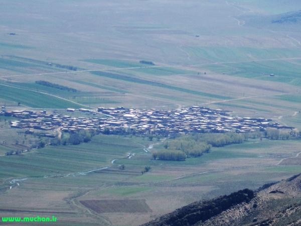 روستای خرم آباد
