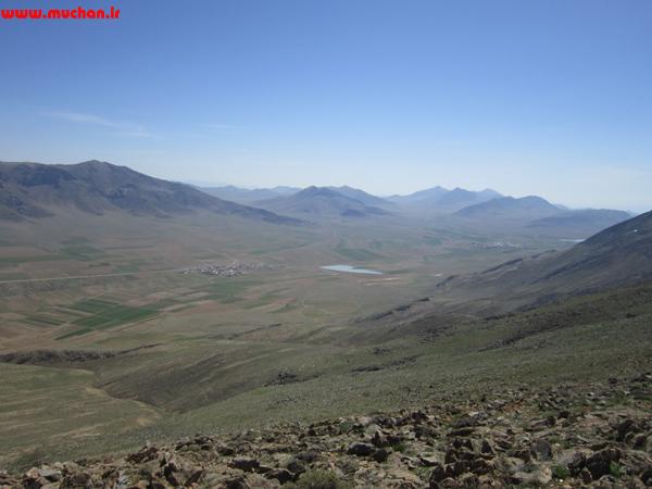 روستای علیم آباد خرم آباد معدن شمس آباد