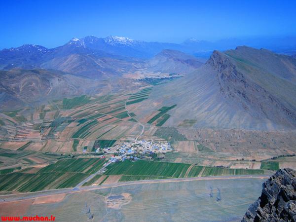 روستای آبباریک و چناس